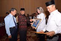 Kabupaten Bima Raih Penghargaan Kinerja Keuangan