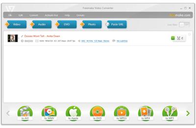 تحميل برنامج Freemake Video Converter لتحويل صيغ الفيديوهات 2018 للكمبيوتر