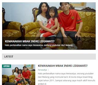 Siapa Itu Mbak Indri Lidiawati ? Kenapa Banyak  Orang bertanya tentang keberadaanya ?