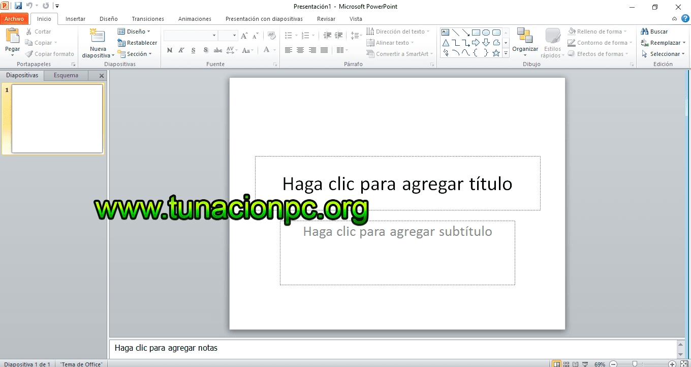 Descargar Microsoft Office Standar 2010