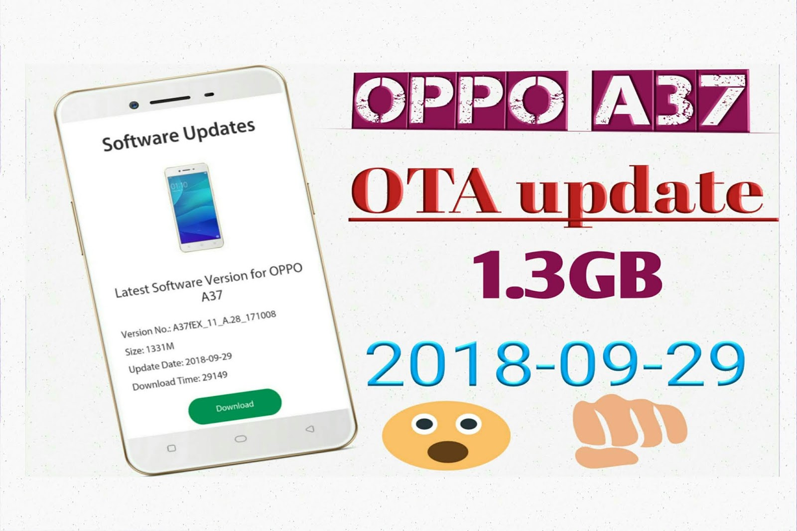 OPPO Software Update