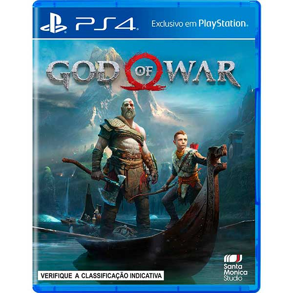 God of War 4 PlayStation 4