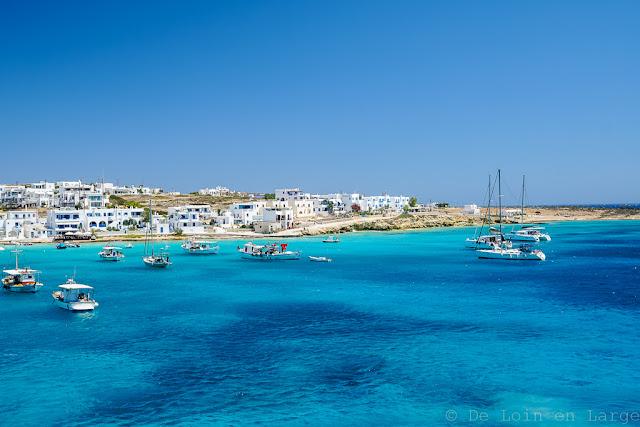 Koufonissia - Cyclades - Grece