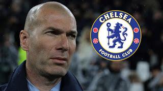 Zinedine Zidane Dianggap Bisa Sukses Besar bila ke Chelsea