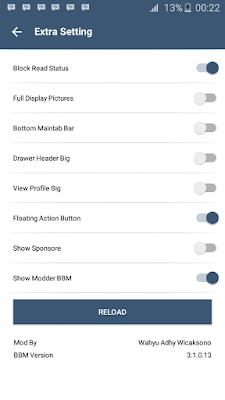 BBM X STYLE VERSI 3.1.0.13