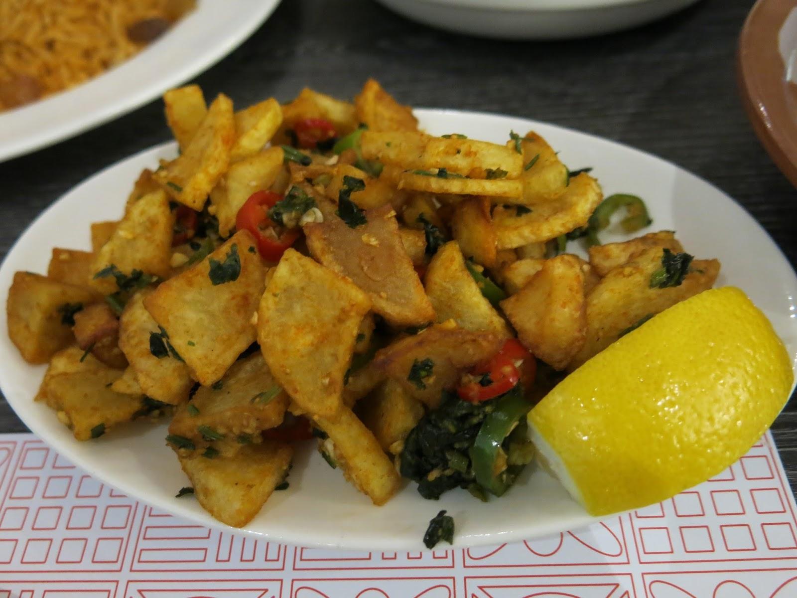 Choypengism al amar lebanese cuisine sunway putra for Al amar lebanese cuisine