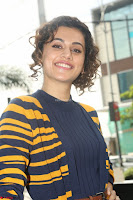 Taapsee Pannu looks super cute at United colors of Benetton standalone store launch at Banjara Hills ~  Exclusive Celebrities Galleries 006.JPG