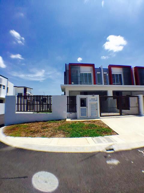 Double Storey Terraced House, Setia Ecohill Pistia Semenyih, Selangor