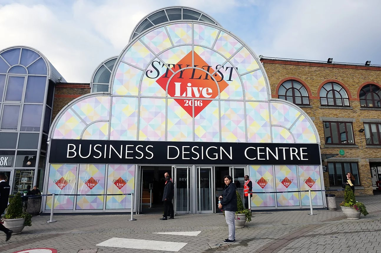 Stylist Live 2016 business design centre London