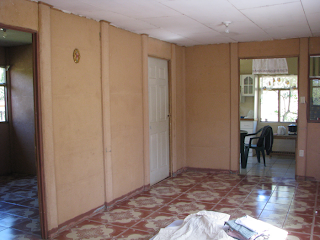 Inside house for rent in Puriscal