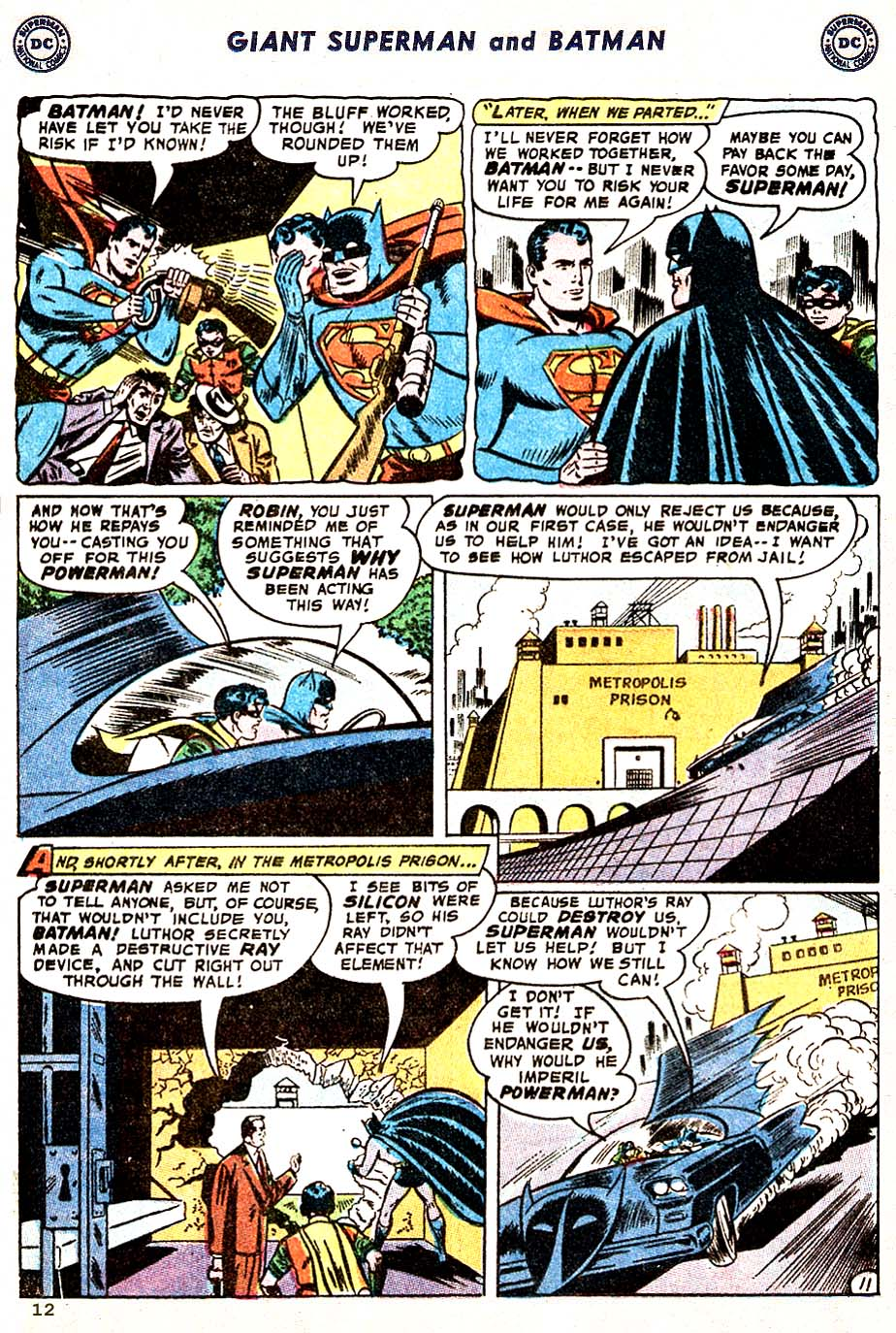 Read online World's Finest Comics comic -  Issue #179 - 14
