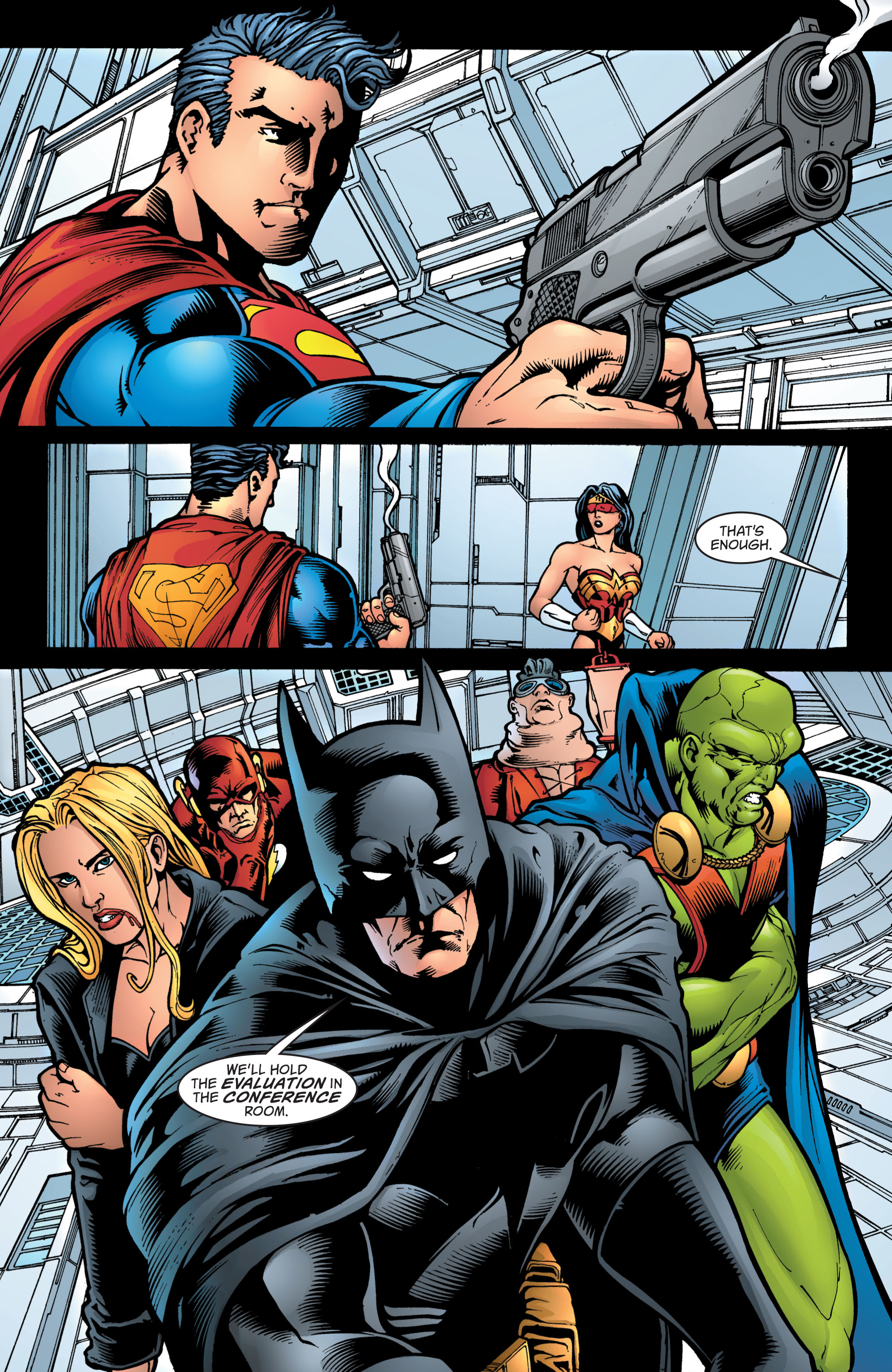 Read online Wonder Woman (1987) comic -  Issue #212 - 9