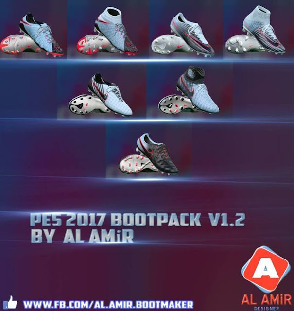 Boots Nike Rising Fast PES 2017