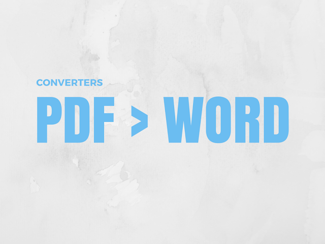 Best PDF To Doc Converter