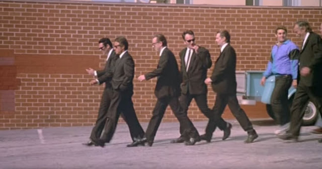 Reservoir Dogs - Opening