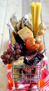 The Italian Shopping Basket
