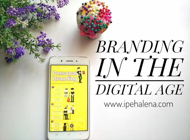 Belajar Personal Branding bareng Komunitas Indonesian Social Blogpreneur dan CNI