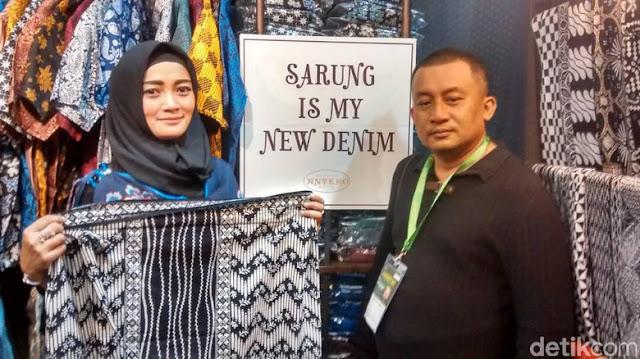 Romi Oktabirawa, Pengusaha Sarung Dan Batik Pekalongan Omzet Rp 50 Juta Sehari
