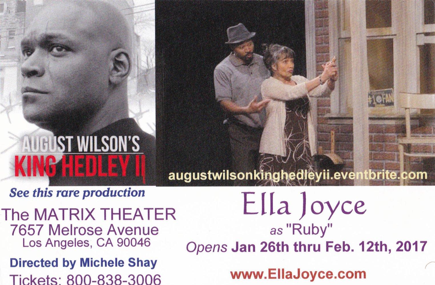 Ella Joyce