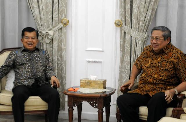 Adu Strategi SBY dan Jusuf Kalla jadi Mentor Debat