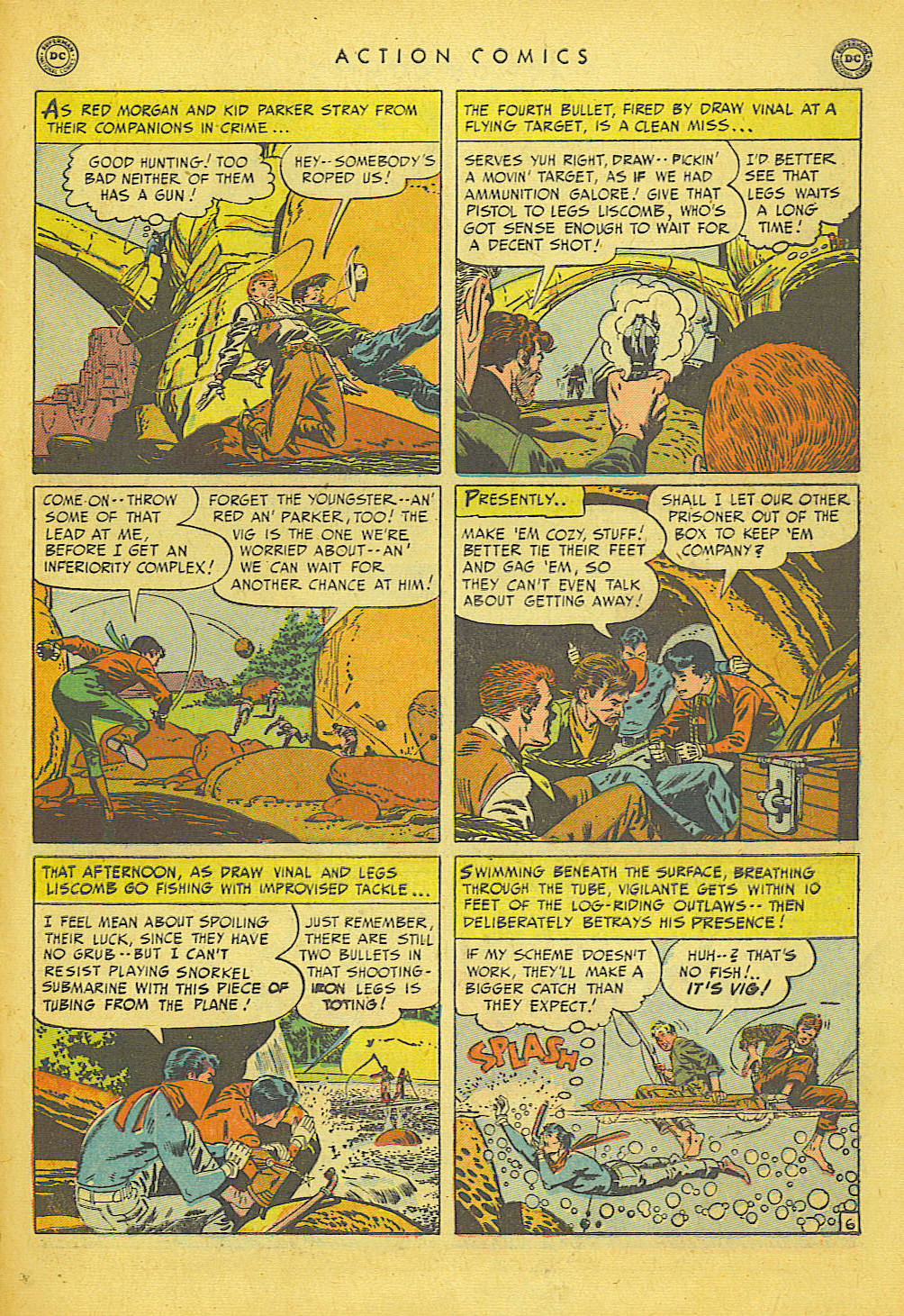 Read online Action Comics (1938) comic -  Issue #150 - 35