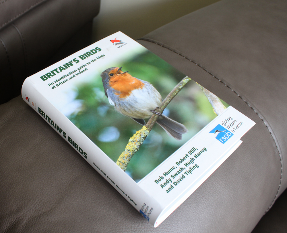 Another Bird Blog Britains Birds A Book Review