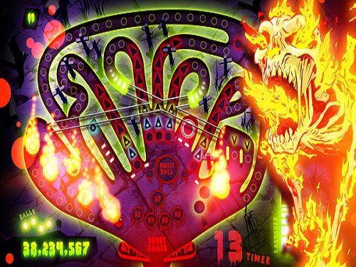 Zombie Pinball Game Free Download