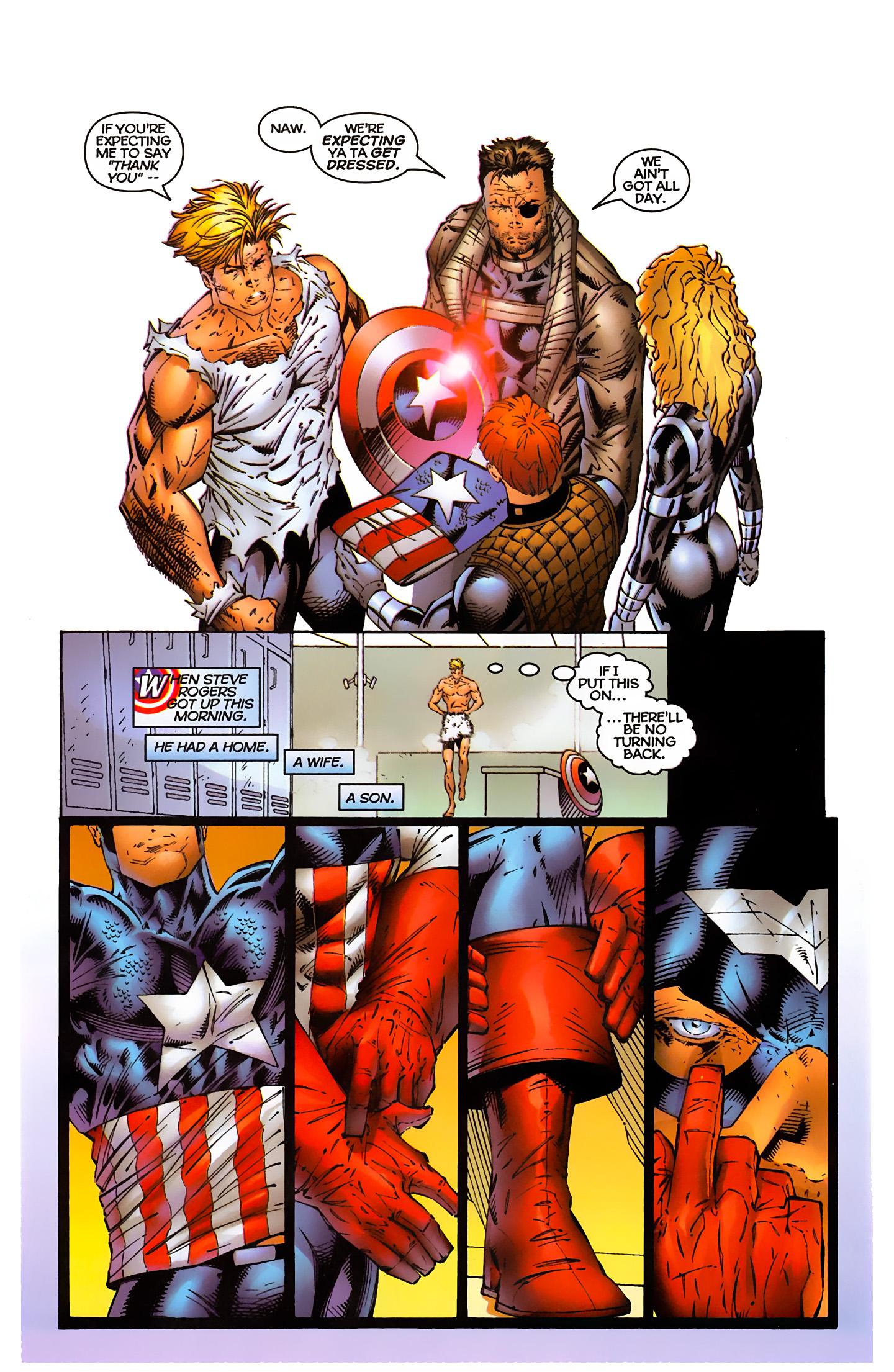 Captain America (1996) Issue #3 #3 - English 12
