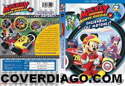 Mickey Roadster Racers Start your engines -Enciendan motores