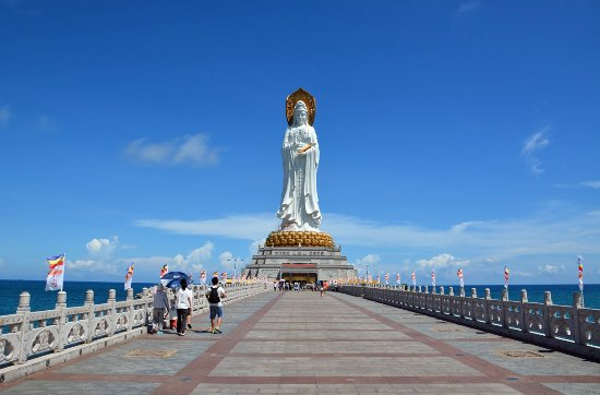 Nan Shan Guan Yin Statue - 7D5N Hainan Best Deals (opsi B)  Sept-Nov 2018 - Salika Travel