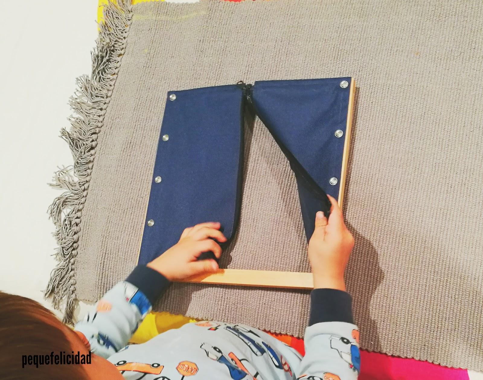 Pequefelicidad Aprendo A Vestirme Y Desvestirme Solo Con Montessori