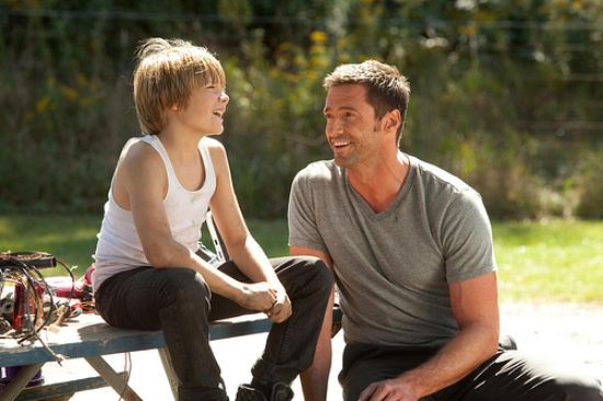 Movie Review: REAL STEEL - Never Ending Radical Dude