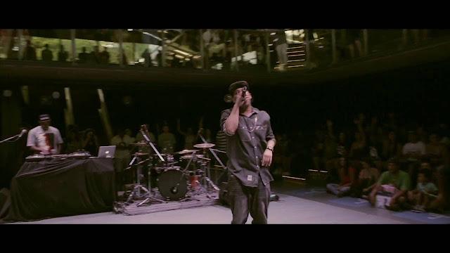VÍDEO - Kamau - Hora do Show (Webvideo por Bruno Cons)