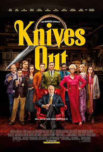 Knives Out (Web-DL 720p Dual Latino / Ingles) (2019)