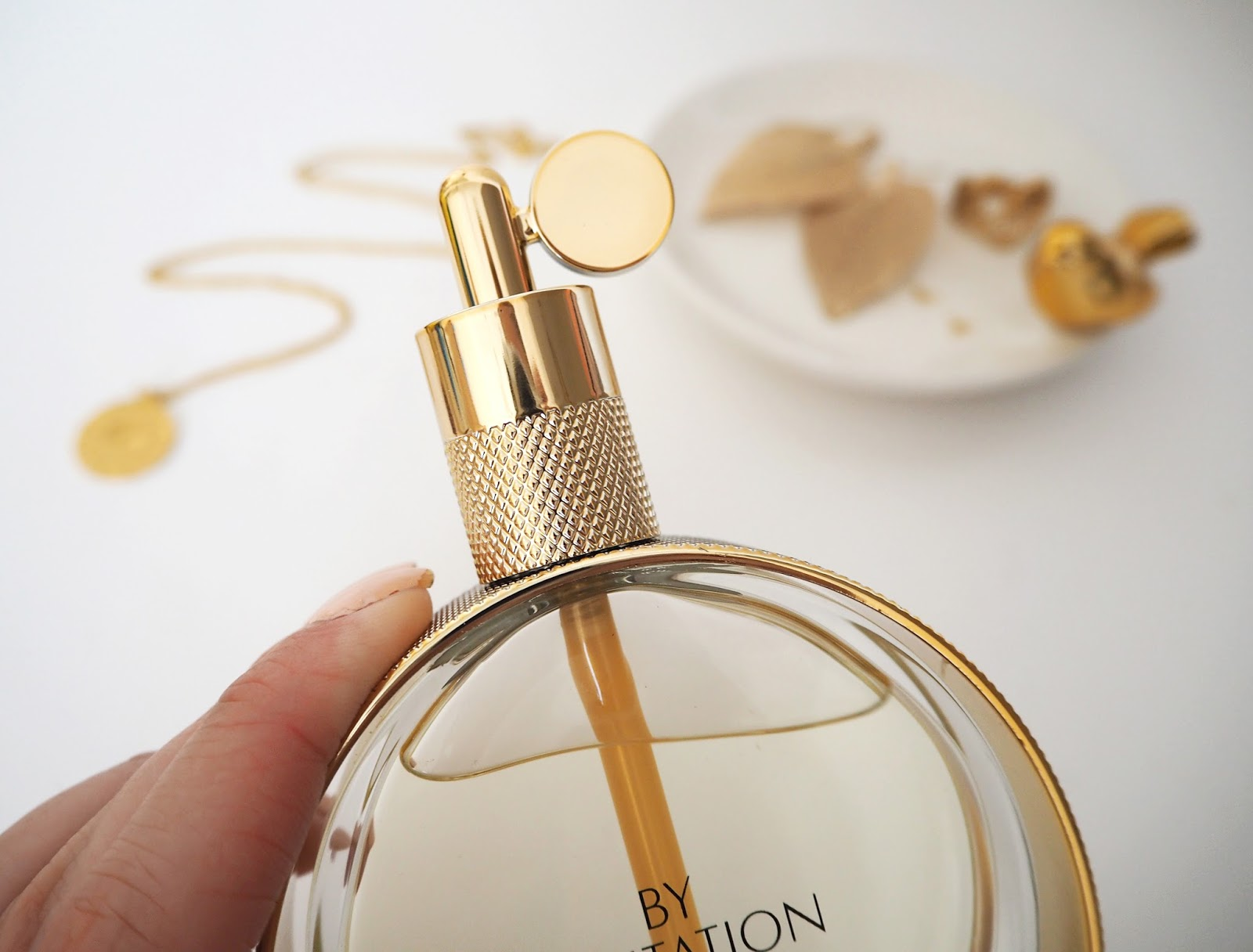 By Invitation by Michael Buble Perfume Review, Beauty Blogger, Katie Kirk Loves
