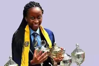 Photo: Meet The 17-year-old Nigerian Girl Granted Admission In 13 Universities
