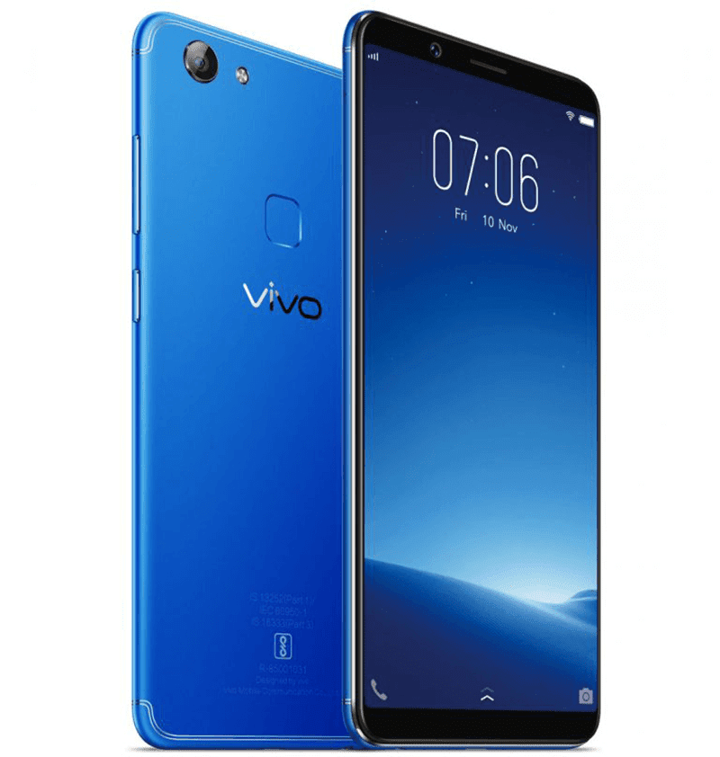"Vivo launches V7 in ""Energetic Blue"" color"