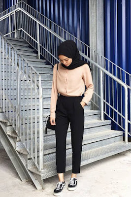 hijab kampus simple hijab kampus tomboy hijab simple kampus tutorial hijab kampus