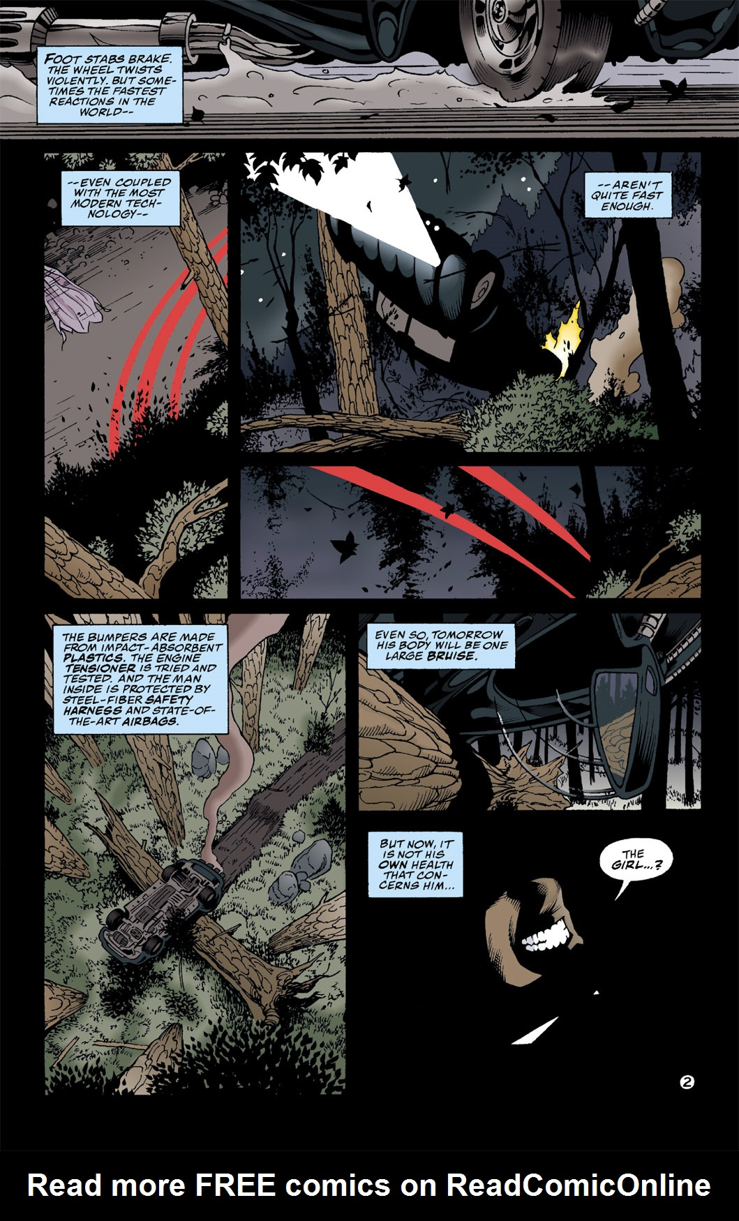 Batman: Shadow of the Bat 64 Page 3