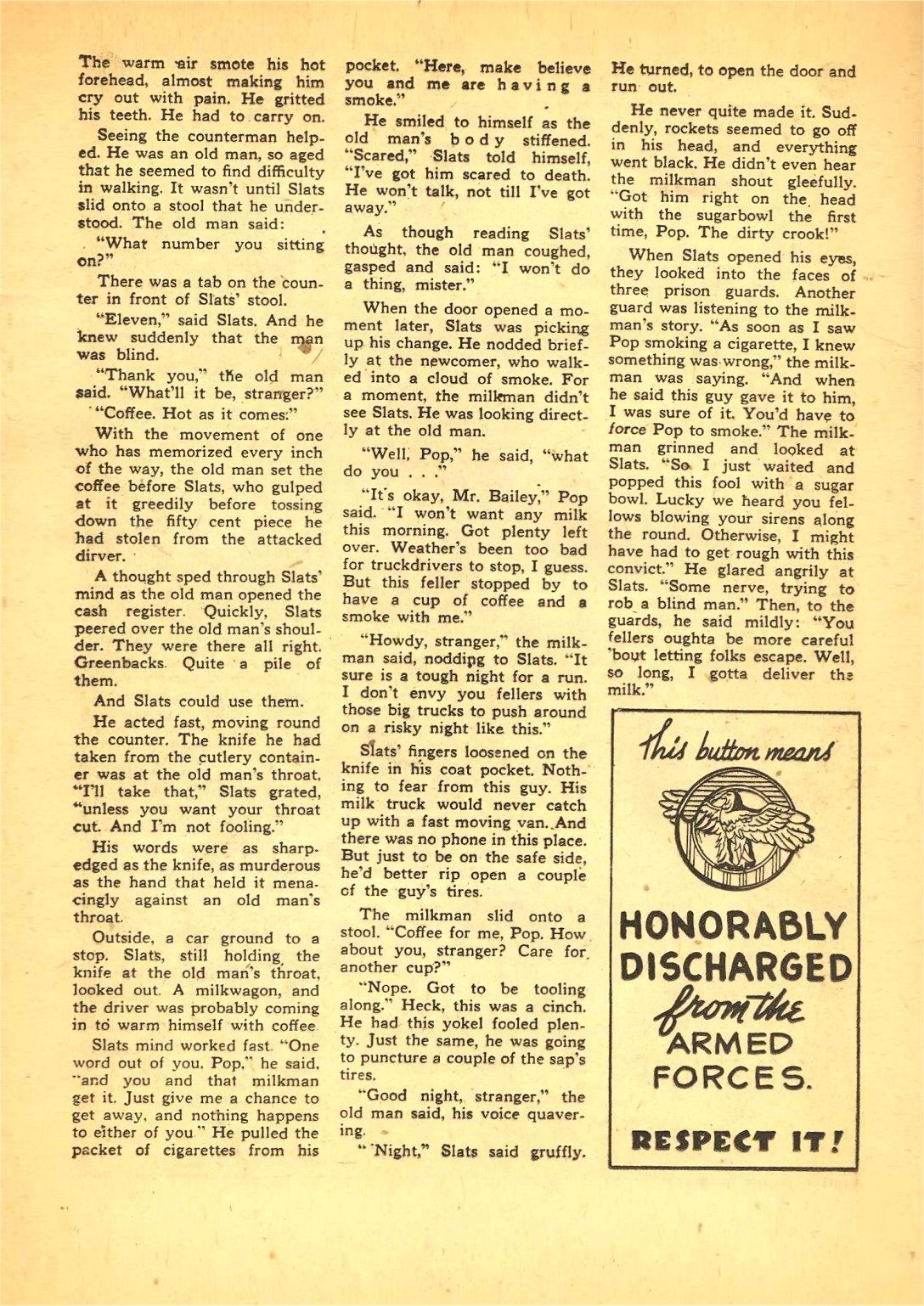 Read online Action Comics (1938) comic -  Issue #92 - 34