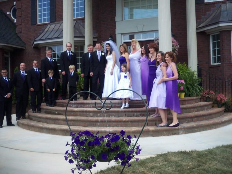 lisa bunn wild wedding