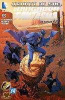 Os Novos 52! Trindade do Pecado: O Vingador Fantasma #22