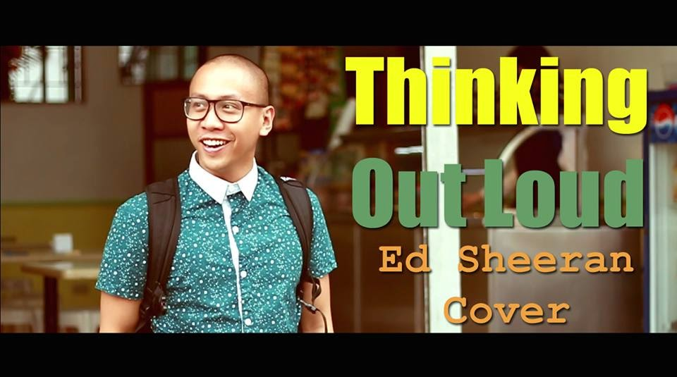 Thinking Out Loud Ed Sheeran Mikey Bustos cover