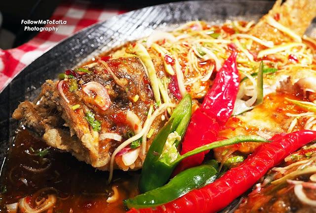 Nyonya Assam Fish