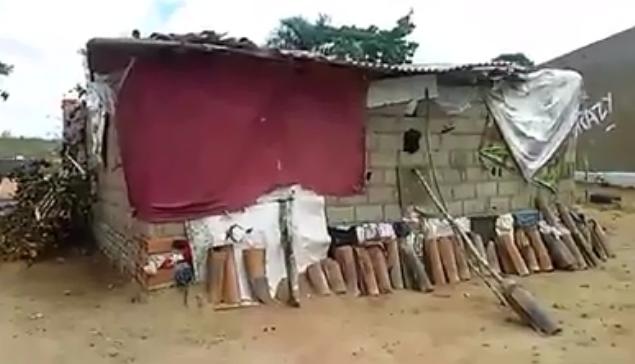 Família com 7 pessoas vive em extrema pobreza em São José da Tapera/AL