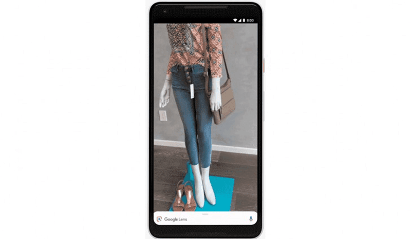 Google Lens will be available to Android's camera app!