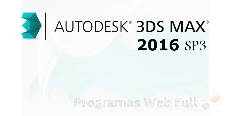 Autodesk 3ds Max 2016 SP3