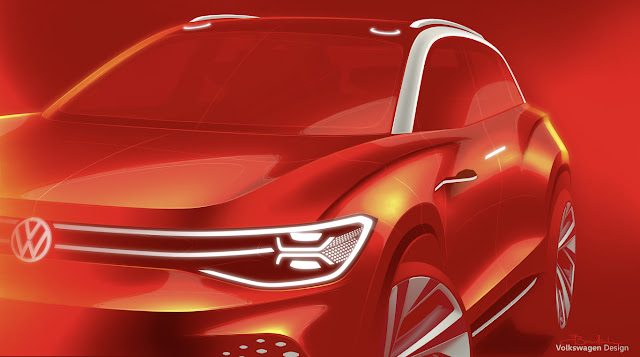 Volkswagen integrará un nuevo SUV a la familia de eléctricos ID