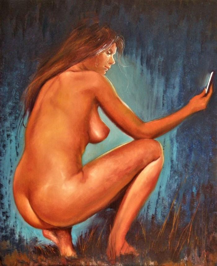 Любовь к изогнутым формам. Isabel Mahe