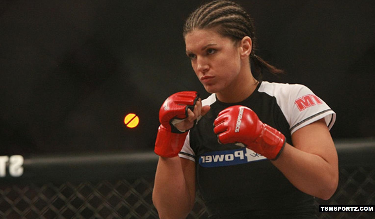 Gina Carano sets great records in MMA